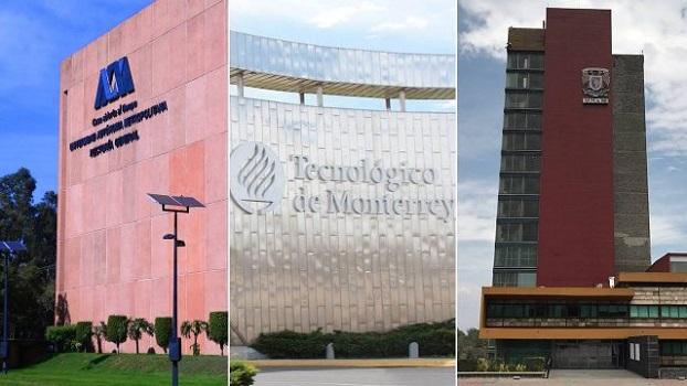 Cuál es la mejor universidad de México